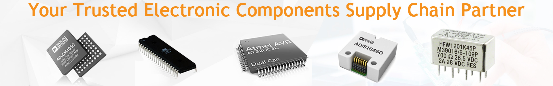 Mil-Spec Electronic Components